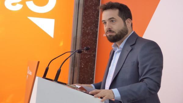 Carrillo (Cs) cree que PSOE y Vox tienen que explicar 'su bloqueo' al presupuesto que 'tapa carencias' de anteriores