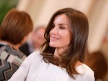 La Reina Letizia en un evento reciente.