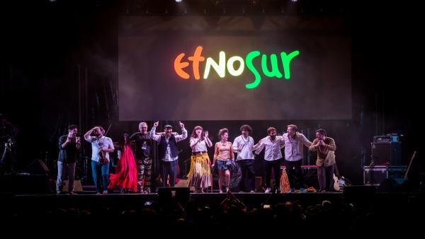Segunda jornada de Etnosur