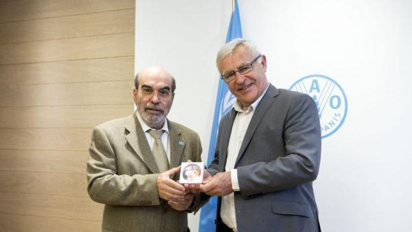 Ribó presenta a la FAO el Cemas de València