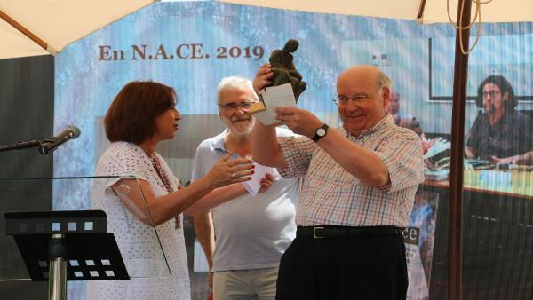 N.A.CE 2019 rinde homenaje a Antonio Vivas