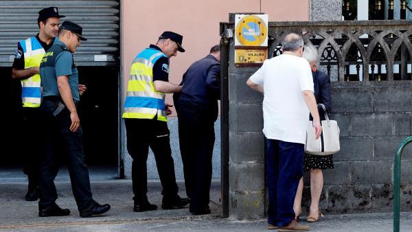 Un hombre mata a su expareja en Lugo