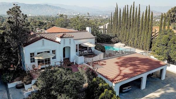 Casa donde culminó sus asesinatos 'La Familia Manson'