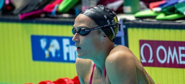 Mireia Belmonte, muy lejos de su mejor versión en el Mundial de Gwangju