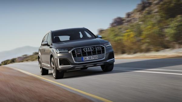 Nuevo SUV de Audi con 435 caballos de potencia
