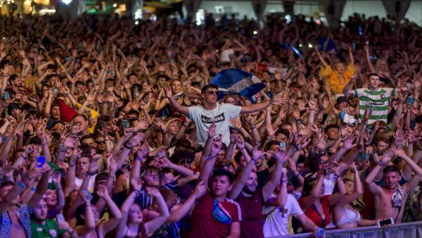 El FIB 2019 comptabilitza 114.000 assistents, el 60% d'ells espanyols