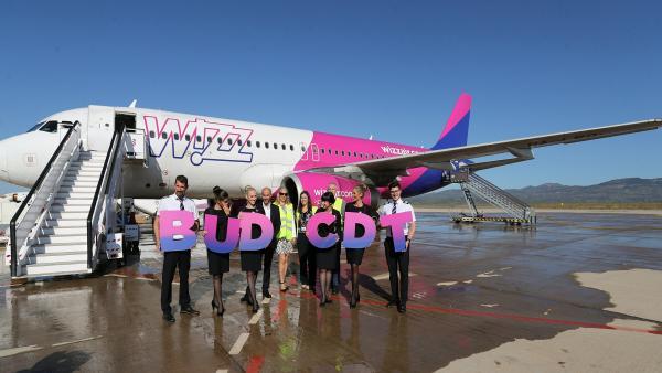 Acto en el aeropuerto de Castellón