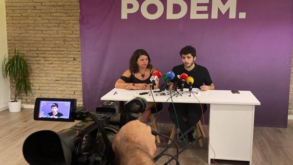 Estañ no es presenta a la reelecció per a donar pas a un nou lideratge en Podem