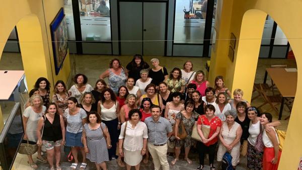 Imagen de los asistentes al taller 'Aspectos psicológicos del vínculo en la primera infancia. Implicaciones en el contexto de la escuela infantil', a cargo del Ayuntamiento de Palma.