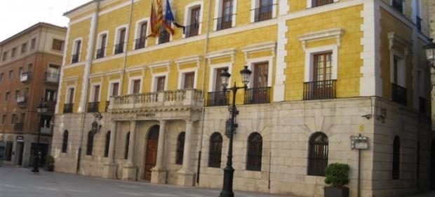 Sede Del Ayuntamiento De Teruel.