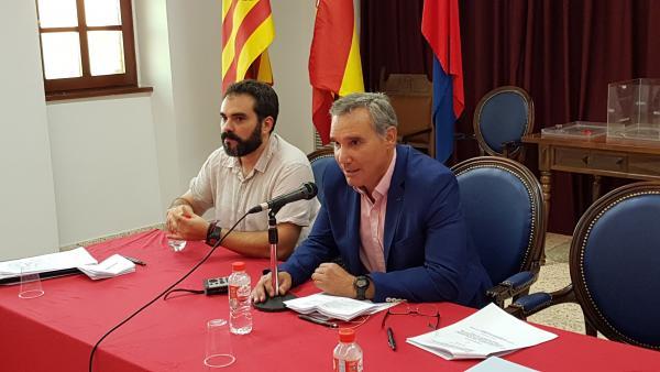 José Ángel Solans es elegido presidente de Comarca de Cinca Medio.