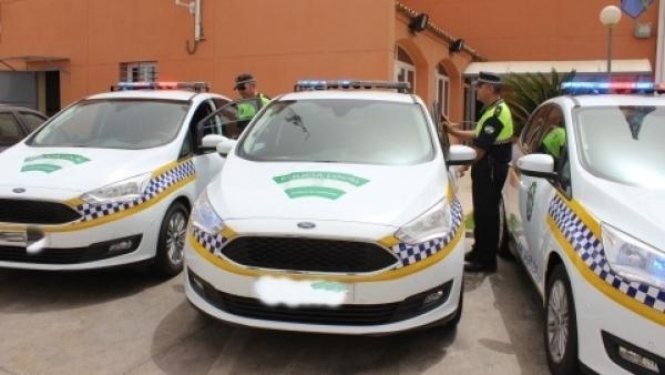 Policía local de Alcalá de Guadaira