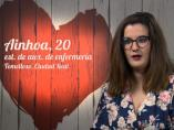 Ainhoa, en 'FIrst dates'.