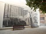 Arte Urbano en L'Hospitalet