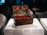 Tesoro judío expuesto en el Museo Metropolitano de Nueva York.