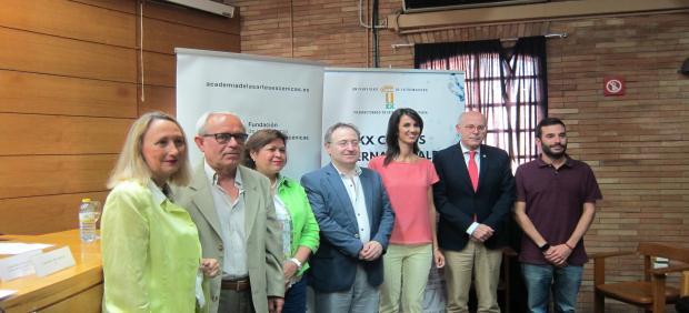 Sesión Inaugural de la II Escuela de Verano de la Academia de las Artes Escénicas de España