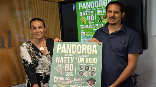 Np Presentacion V Pandorga Reggae Fest