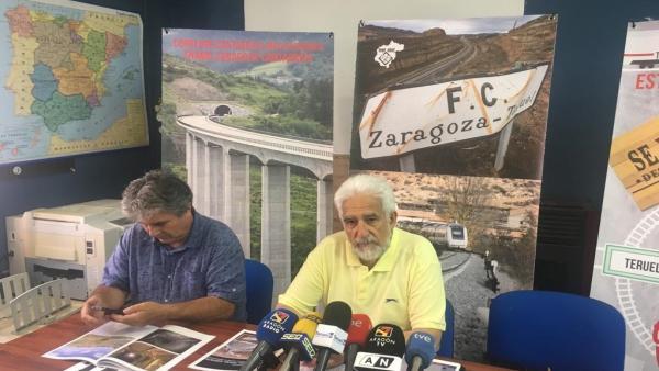 Rueda de prensa de Teruel Existe.