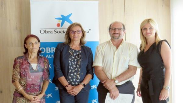 La Obra Social 'la Caixa' destina unos 24.000 euros a un proyecto de mejora para personas mayores vulnerables en Teruel.