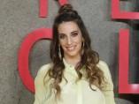 Almudena Cid durante la presentación del documental 'Free Solo'