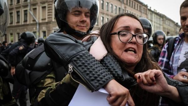 Yelena Grigorieva activista rusa asesinada.