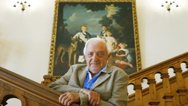 Félix López, catedrático emérito de Psicología de la Sexualidad de la Universidad de Salamanca