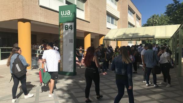 Campus de Las Lagunillas de la UJA/Archivo