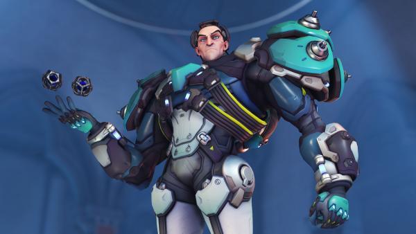 Sigma, el 31º héroe de 'Overwatch'