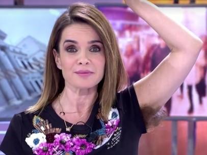 Carme Chaparro apoya a Irene Montero ante las críticas de un concejal del PP