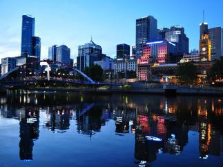 9. Melbourne (Australia)