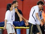 Marco Asensio se rompe el ligamento cruzado anterior