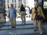 Pensionistas, en una imagen de archivo.