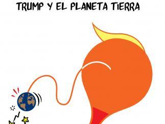 Trump y el planeta Tierra
