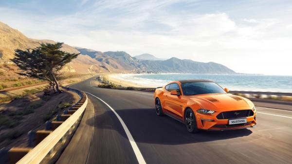 Mustang55: así es la edición especial que lanza Ford para celebrar el aniversario