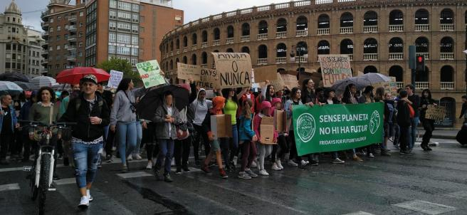 Manifestación Fridays for Future