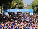 Muere un corredor durante el Medio Maratón de Ciudad de México