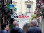 Homenaje en Hernani al etarra 'Baldo'