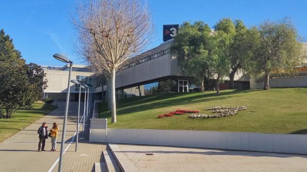 Edificio de TV3.