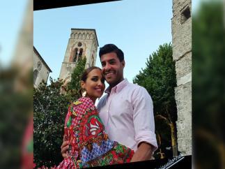 Paula Echevarría y Miguel Torres disfrutan de la costa amalfitana