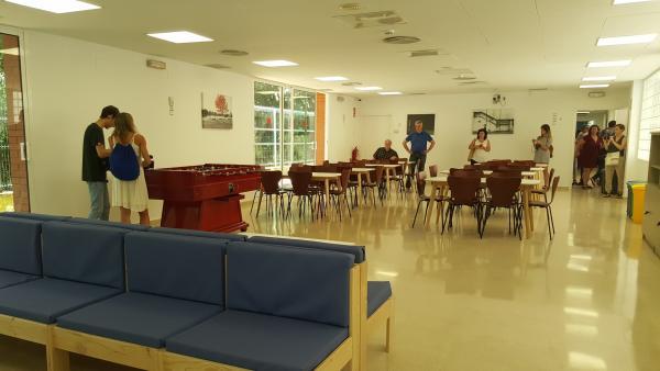 Abre las puertas en Collserola el primer centro del Estado de atención inmediata de menas.
