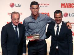 Florentino, Cristiano y Mendes
