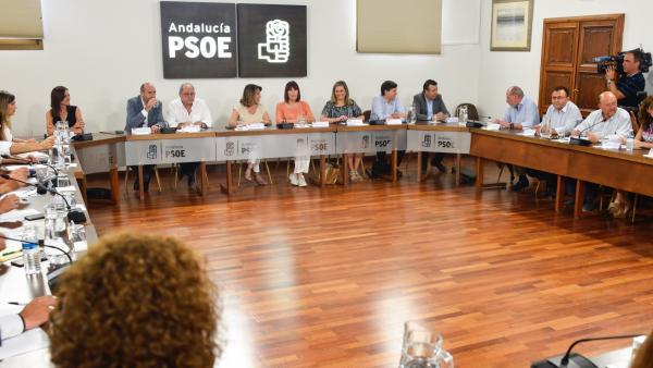Comisión Ejecutiva del PSOE-A