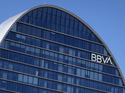 Edificio del BBVA