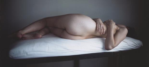 A la manera de Ingres, 2011. Richard Learoyd