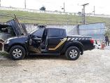 Robo de oro en Brasil