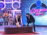 Vanesa Romero y Dani Martínez, en el especial de 'El concurso del año'.
