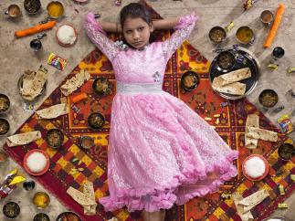Anchal Sahani (India, 10 años)