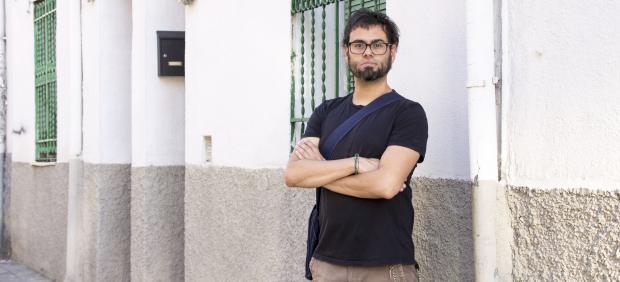 El periodista, poeta y astrofísico Sergio C. Fanjul