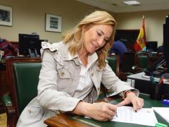 La presidenta del PPN, Ana Beltrán.