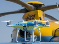 Drones de la DGT